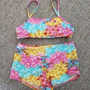 Girl's Circo 2 Piece Swimsuit